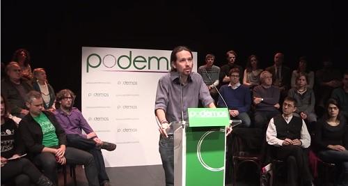 PODEMOS-Pablo-Iglesias-en-a-presentación-d'a-iniciativa-en-Madrit